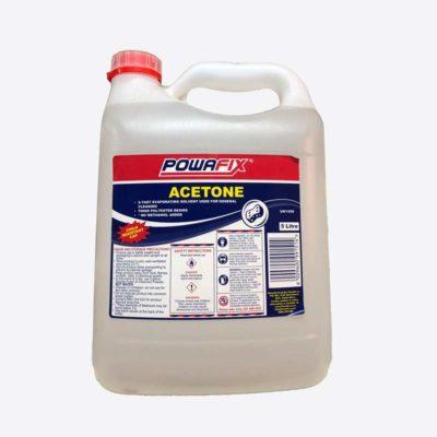Powafix Acetone 5L