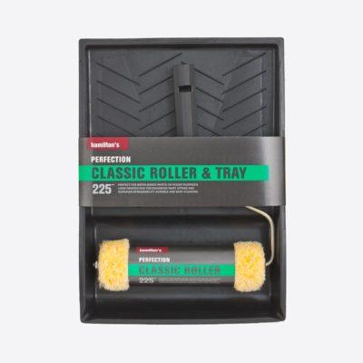 Hamilton's Classic Roller & Tray 225mm