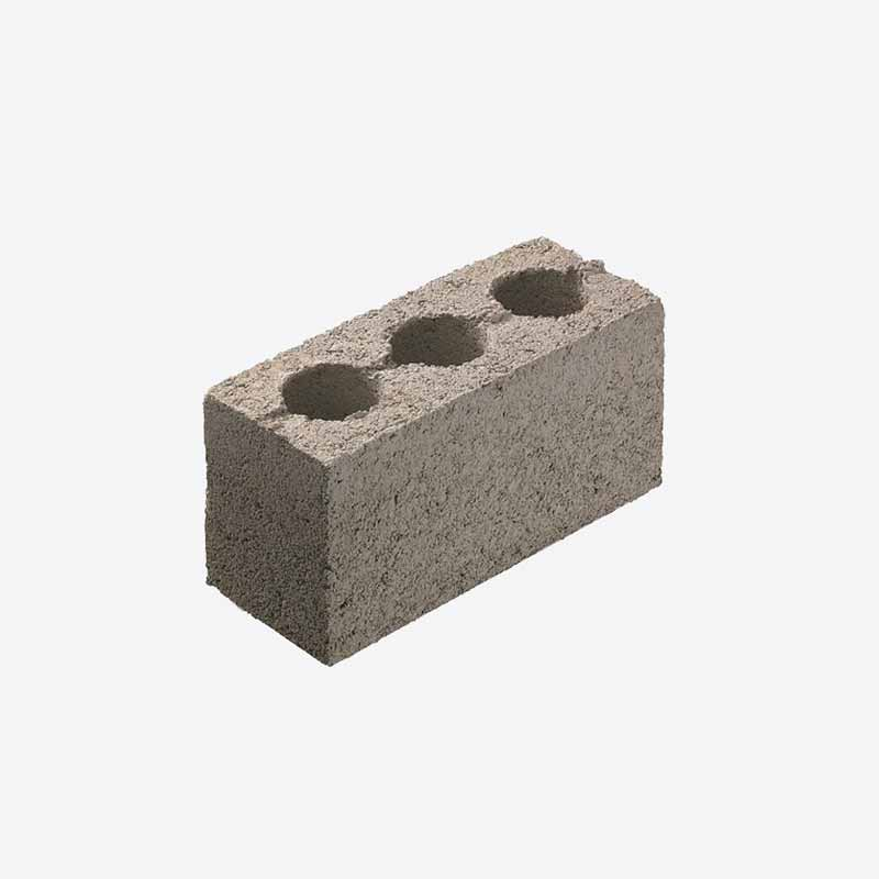 Maxi Cement Bricks: Hollow Maxi Brick 7MPa