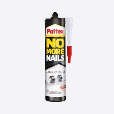 Pattex No More Nails Invisible 300ml