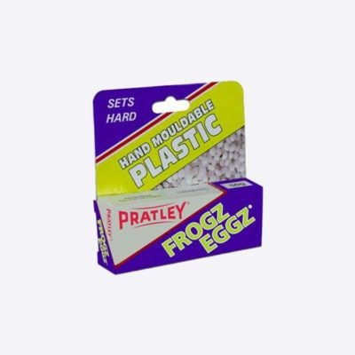 Pratley FrogzEggz -Hand Mouldable Plastic 50g