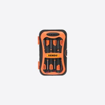 Kendo 6pc Precision Screwdriver Set