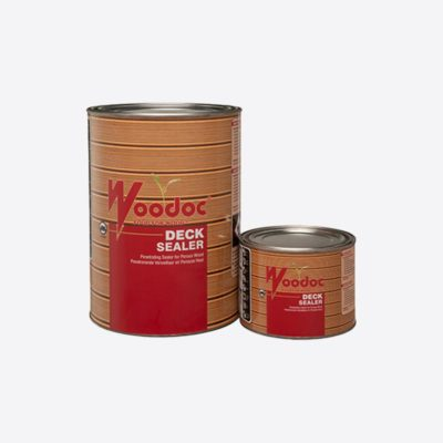 Woodoc Deck Sealer Low Gloss (2 Sizes)
