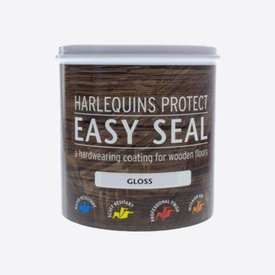 Harlequin Easy Seal Wooden Floor Sealer 1L (2 Finishes)