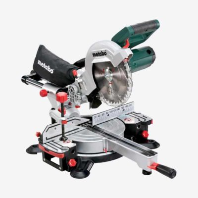 Metabo KGS 216 M Mitre Saw With Sliding Function (619260000)
