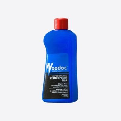 Woodoc Weatherproof wax (1L&375ml)