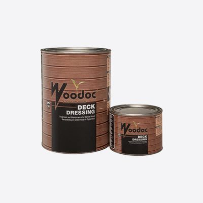 Woodoc Deck Dressing Low Gloss (3 sizes)
