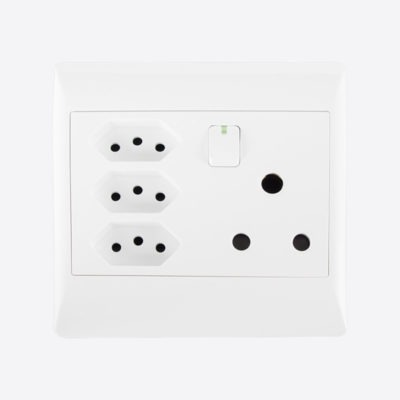 Bright Star Wall Switch EPL325 White