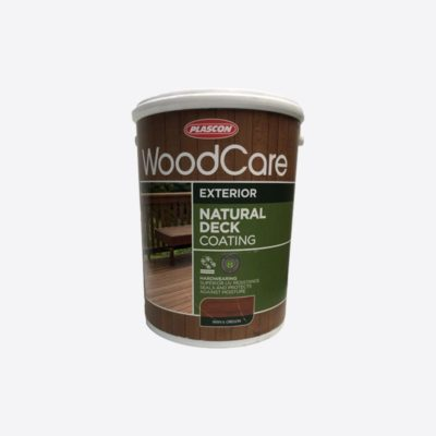Plascon WoodCare Natural Deck Coating (5L)