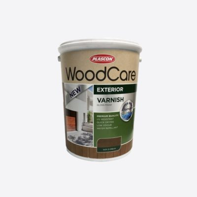 Plascon Woodcare Water-Based Exterior (5L&1L)