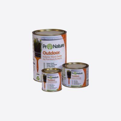 ProNature Outdoor Wood Sealer