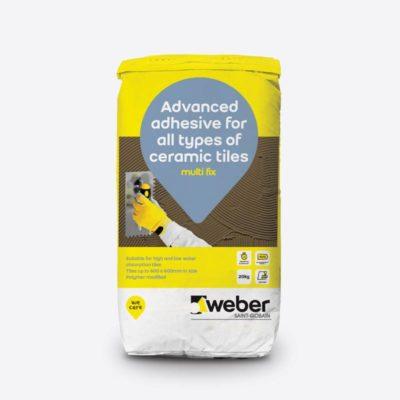 Weber. Set Multi-Fix 20kg