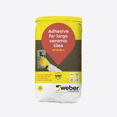 Weber.set Ceramic L 20kg